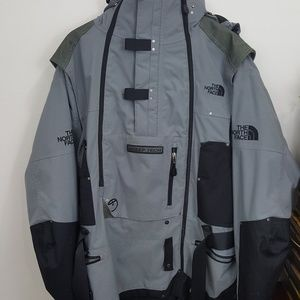 The North face steeptech jacket coat